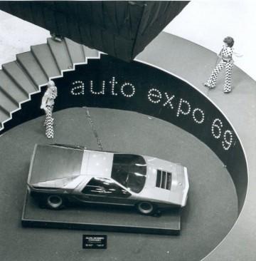 Auto expo 1969