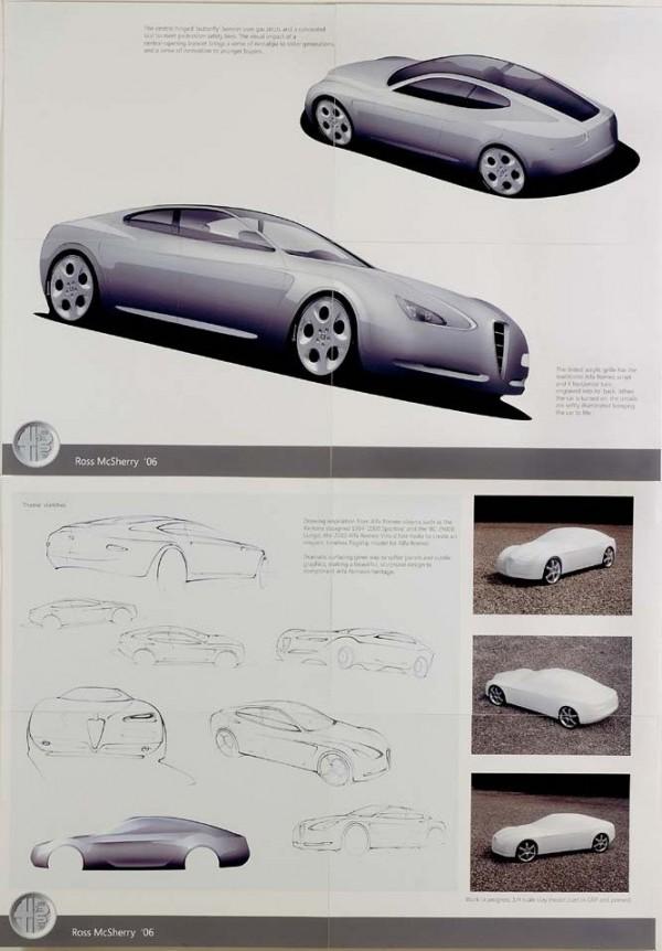 Prototype Alfa Romeo