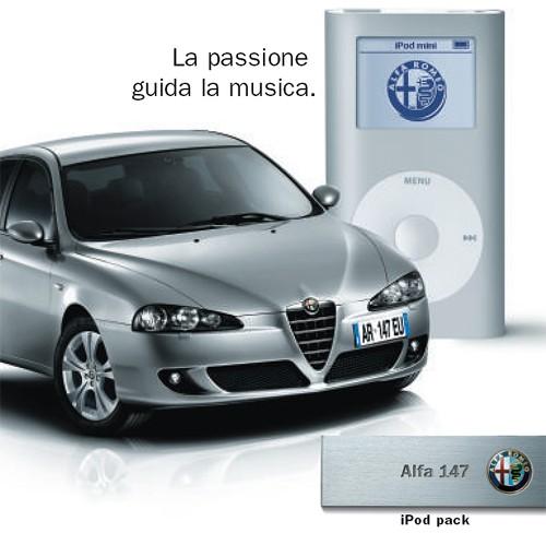 Alfa et Ipod