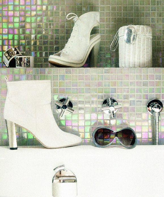 Fashion en blanc