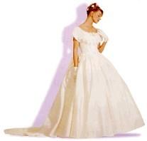 Une mariée !