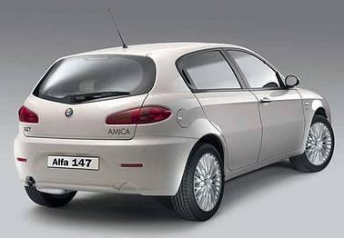 Alfa 147 Bianco
