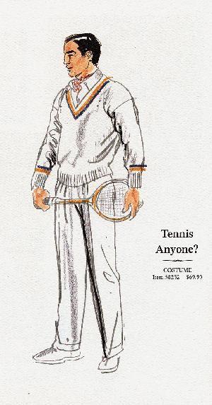 Tennisman ..